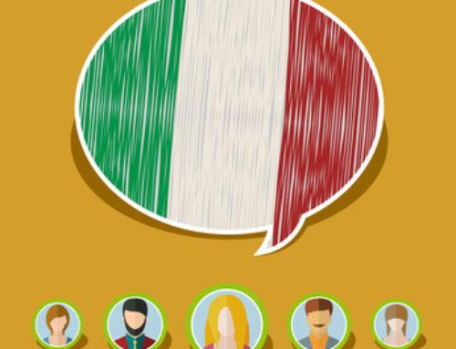 L'Italiano è la quarta lingua più studiata al mondo?